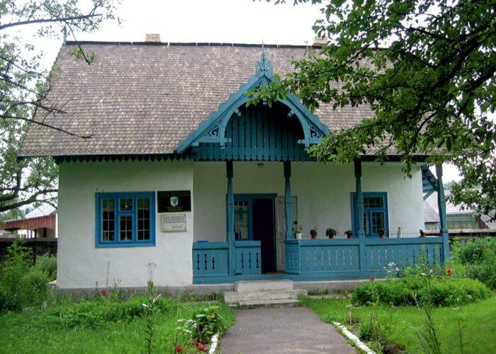 """Casa Memorială """"Nicolae Labiș"""" - Mălini"""